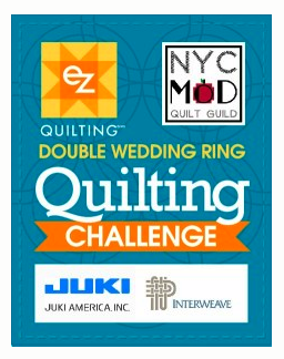 Double Wedding Ring Quilt Challenge and Template Giveaway