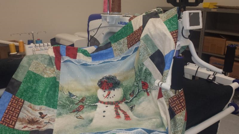 Win a Free Quilt Kit