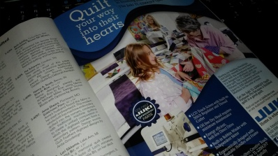 QVP in Print