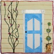 Door Art Quilt