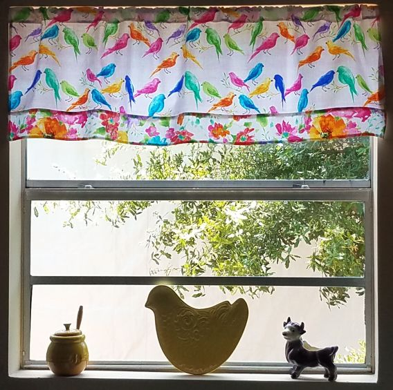 Create a Window Valance